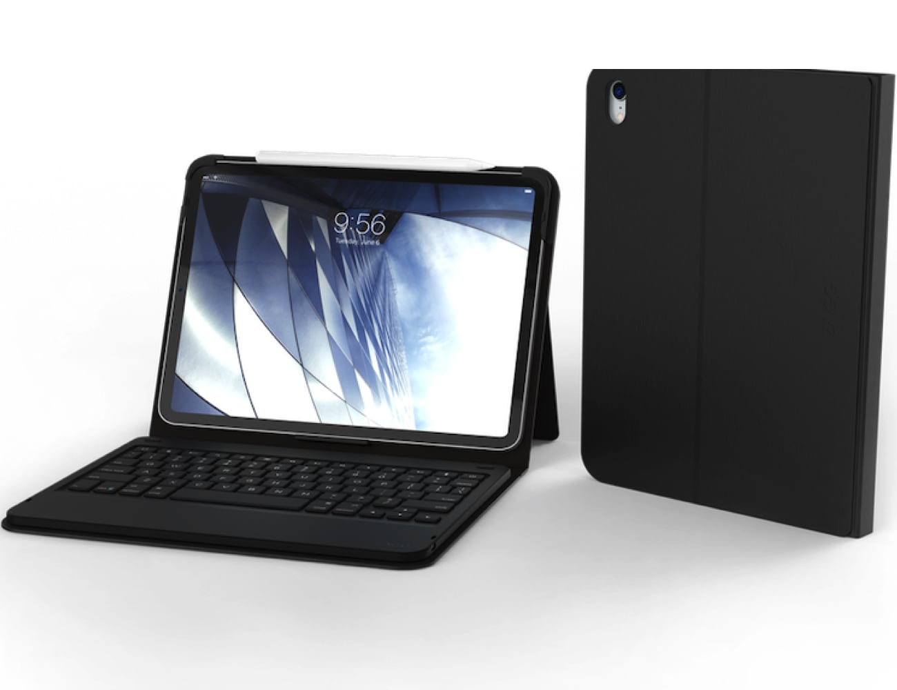 Zagg Ipad Keyboard Cases 187 Gadget Flow