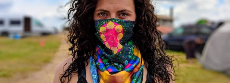 Velu bandanas will help you breathe better