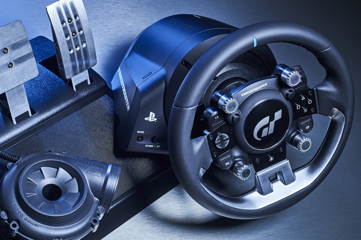 The best car gaming peripherals for virtual racers