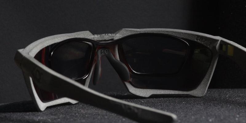carbon fiber - Nuke Venom modular sunglasses are easy on the eyes