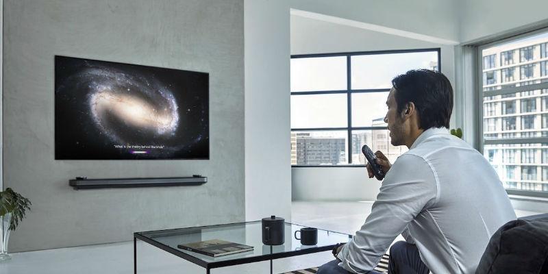 LG Z9 8K 88-inch OLED TV