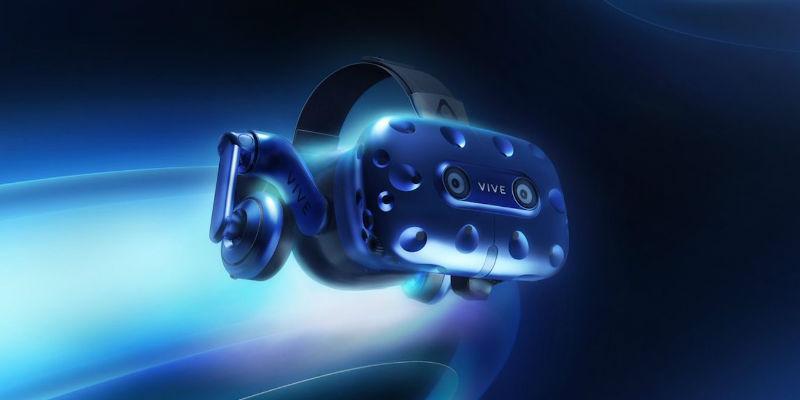 Vive Pro Eye Eye-Tracking VR Headset