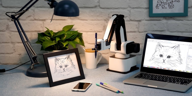 Want to create something? Hexbot can do it for you