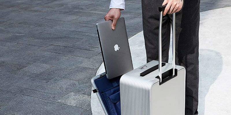 The ultimate checklist of everything you need for a cross-country trip - TUPLUS X1 Aluminum Hard Case Luggage