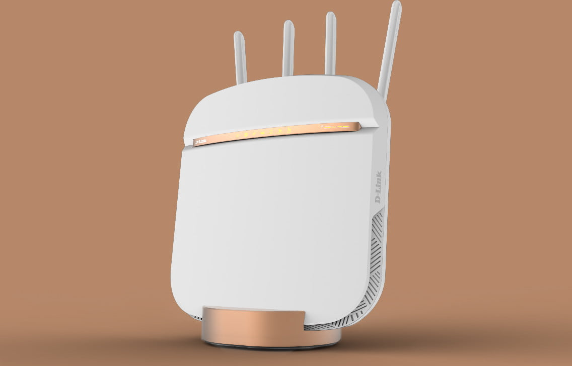 D-Link 5G NR Enhanced Gateway Router