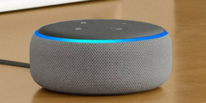 Amazon Echo Dot (3rd Gen) Smart Speaker - How to get started with a smart home