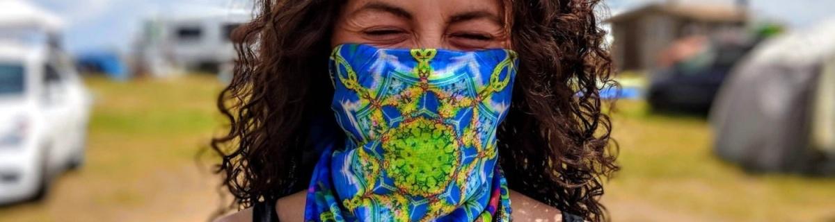 Velu bandanas will help you breathe better