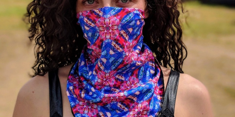 hay fever - Velu bandanas will help you breathe better
