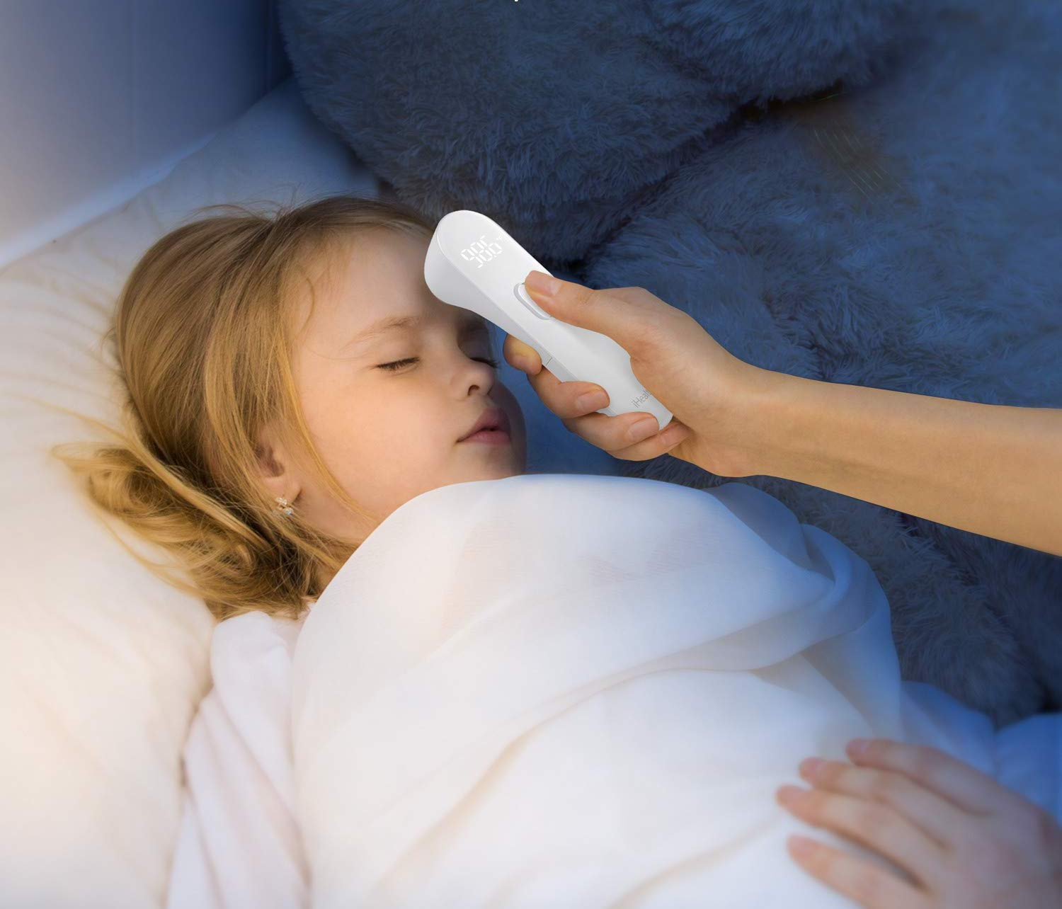 iHealth Infrared No-Touch Forehead Thermometer