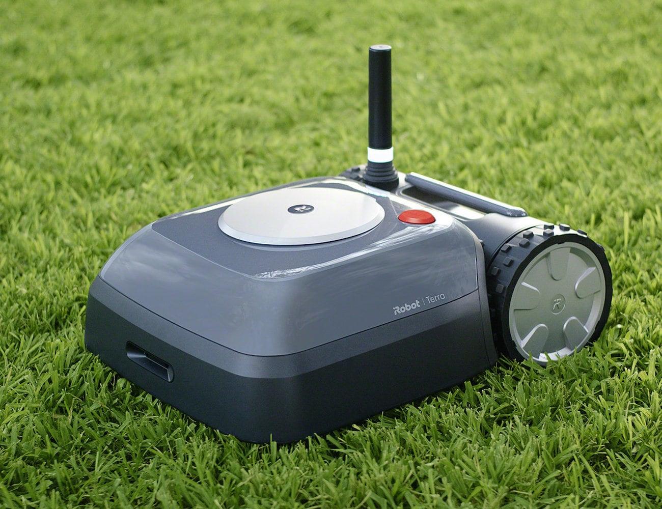 iRobot Terra Robot Lawn Mower
