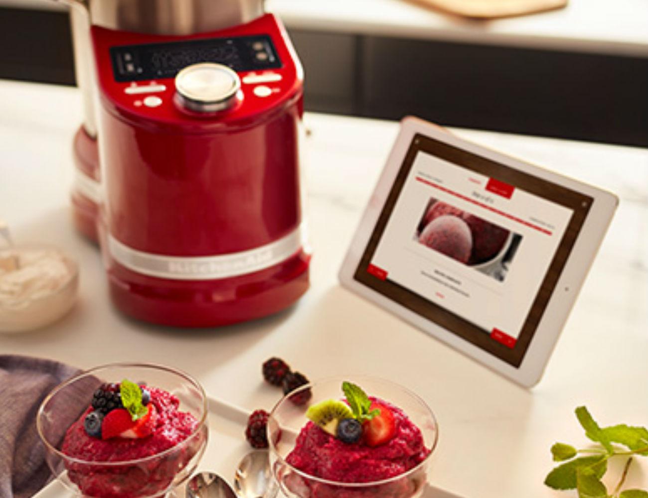 KitchenAid Smart Kitchen Display