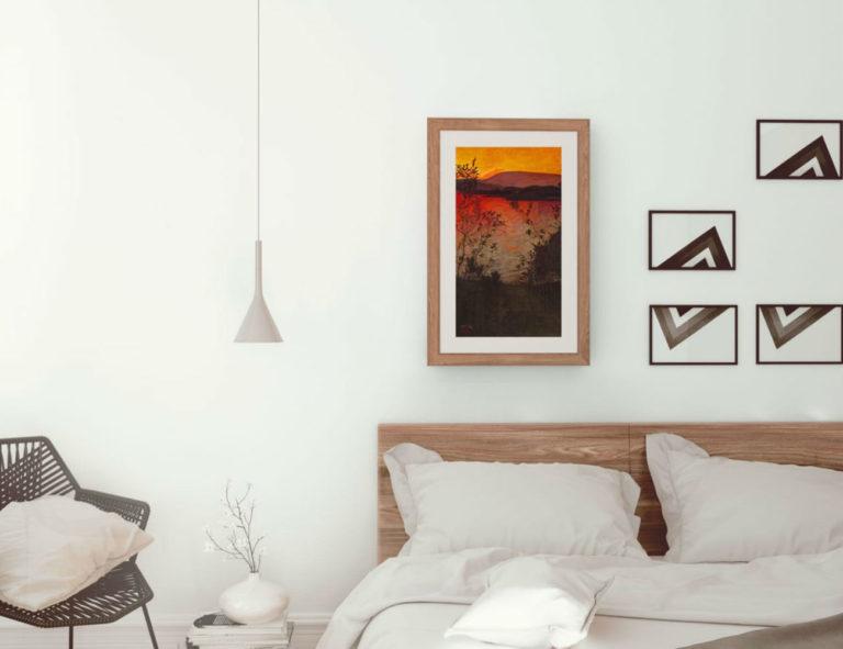 Meural+Canvas+Modern+Digital+Art+Frame