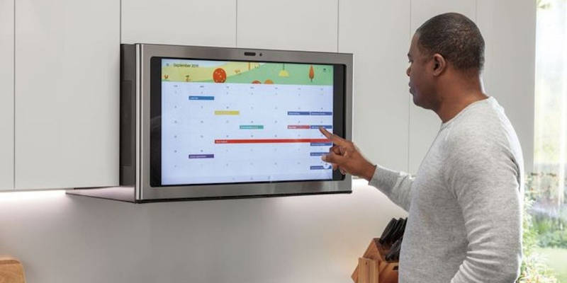 GE Kitchen Hub 27-inch Smart Display - What are the best new smart home products in 2019?