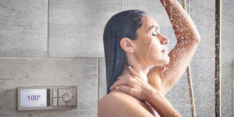 U by Moen Smart Shower - What are the best new smart home products in 2019?