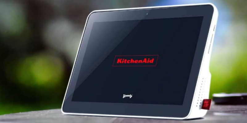 KitchenAid Smart Kitchen Display - What are the best new smart home products in 2019?