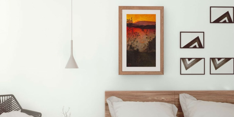 Meural Canvas Modern Digital Art Frame - What are the best new smart home products in 2019?