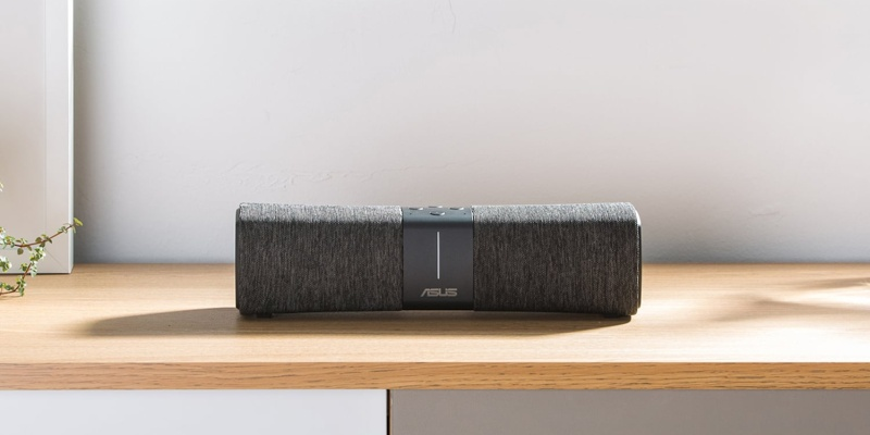 ASUS Lyra Voice Alexa Router Speaker - What are the best new smart home products in 2019?