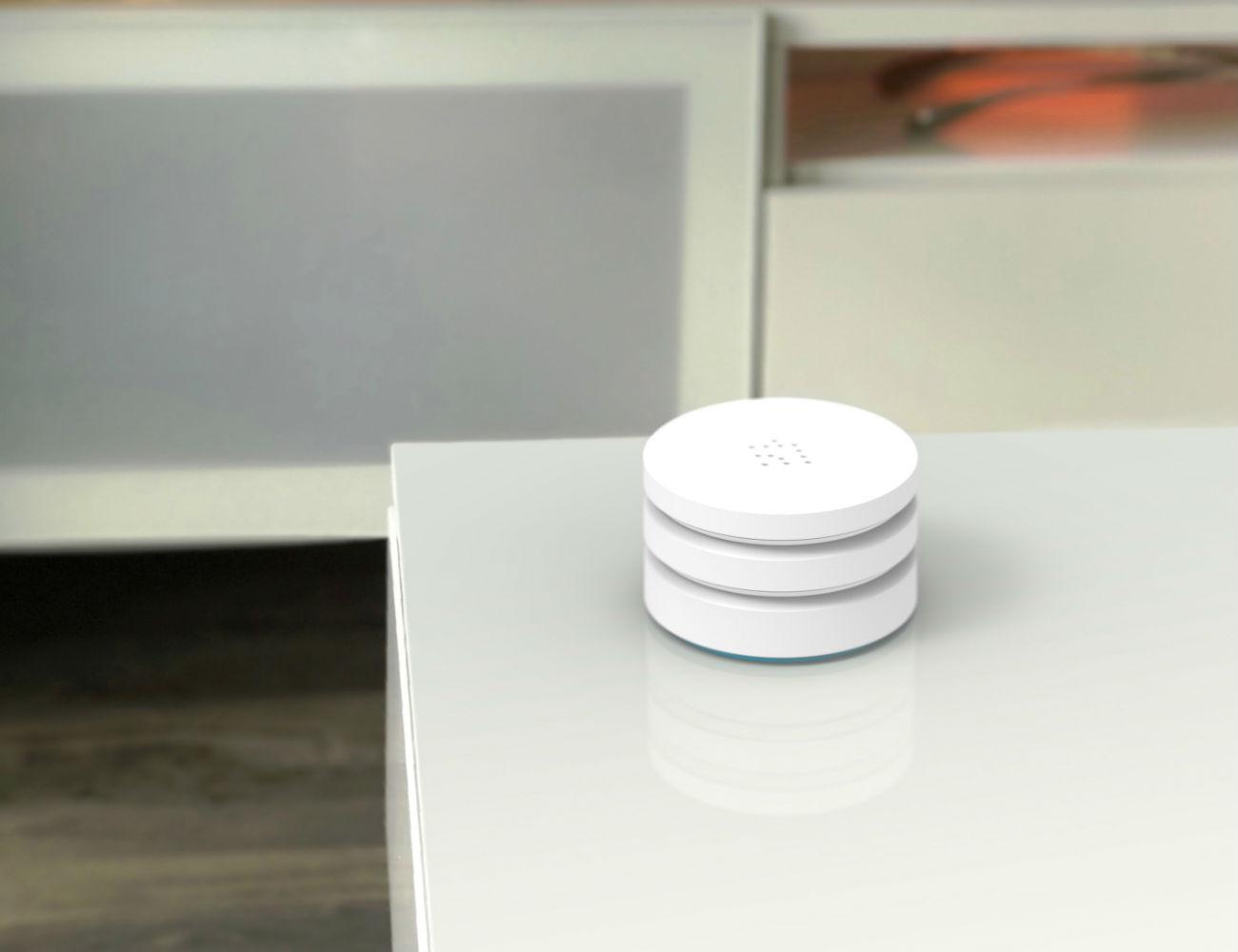 Node-ify Axon On-Board Smart Sensors