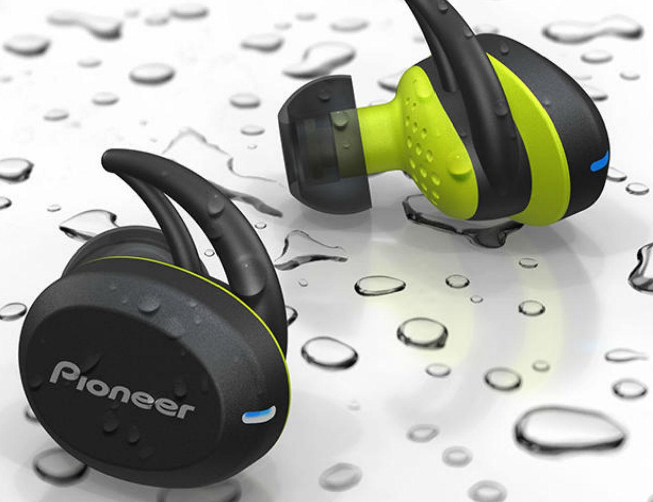 Pioneer E8 Truly Wireless Earbuds