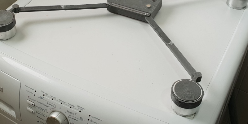 AVC is the simple solution to a noisy washing machine