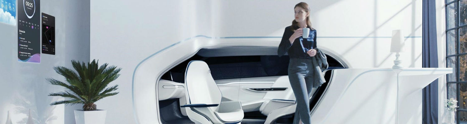 How will smart vehicles change the way we travel?