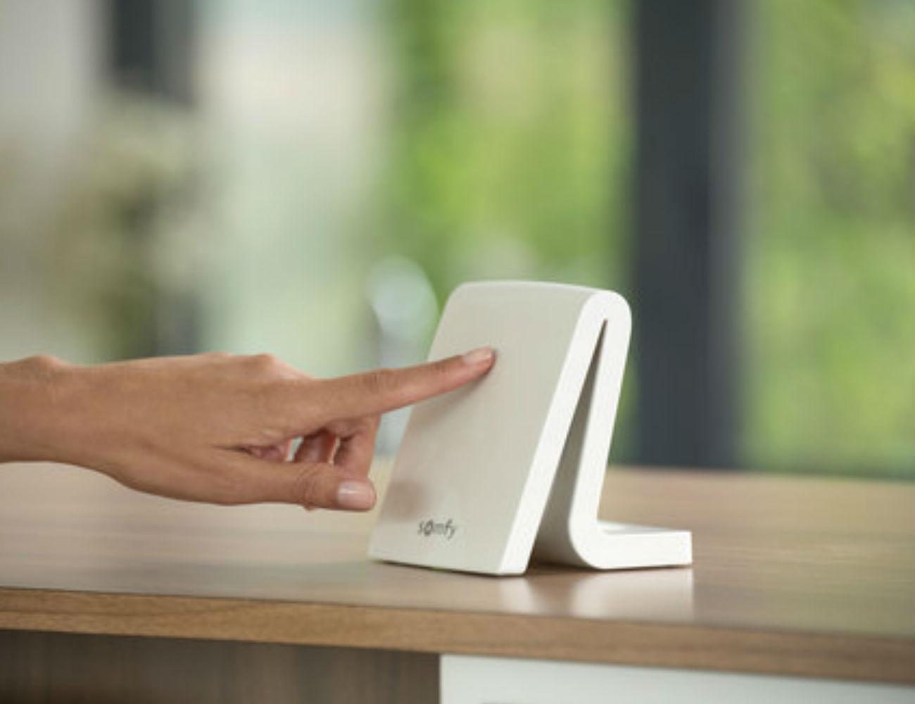 Somfy TaHoma Shade Smartening System