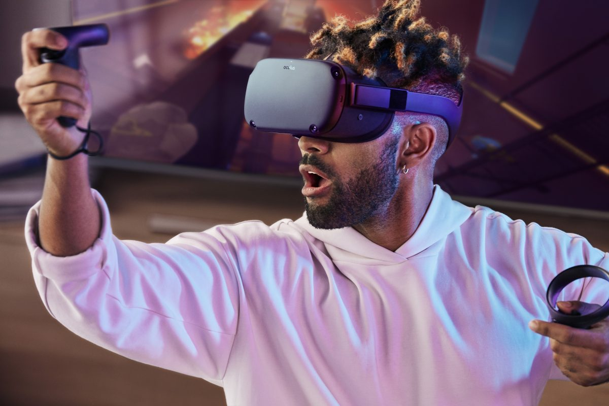 Is virtual reality the future of entertainment?