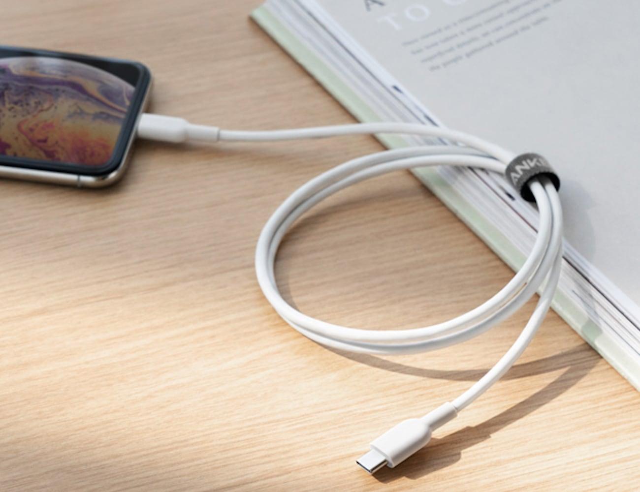 Anker PowerLine II USB-C Lightning Cable
