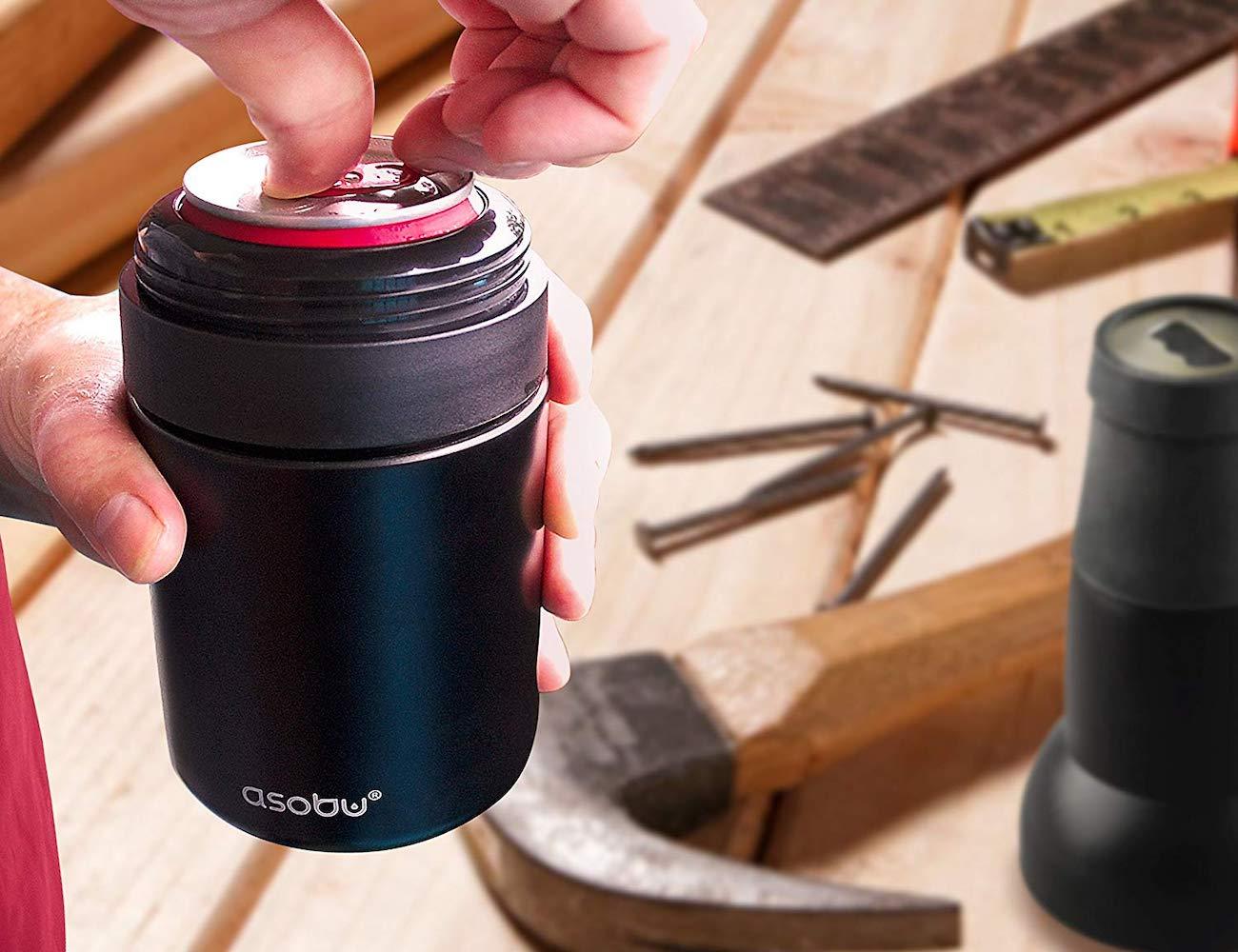 Asobu Frosty Beer 2 Go Vacuum Insulated Beer Cooler
