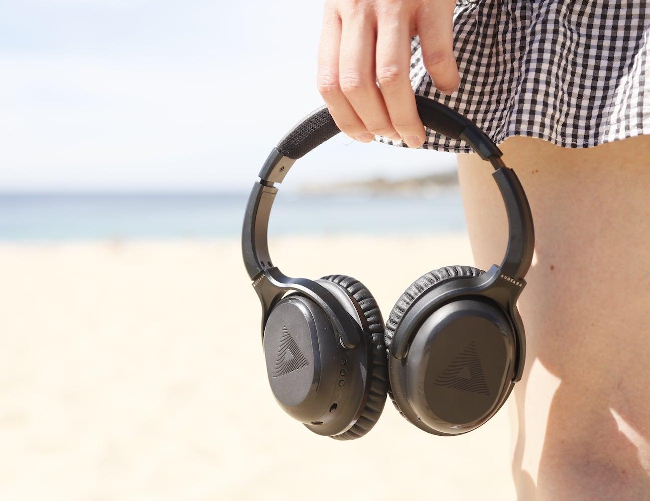 Audeara A-01 Customizable Wireless Headphones