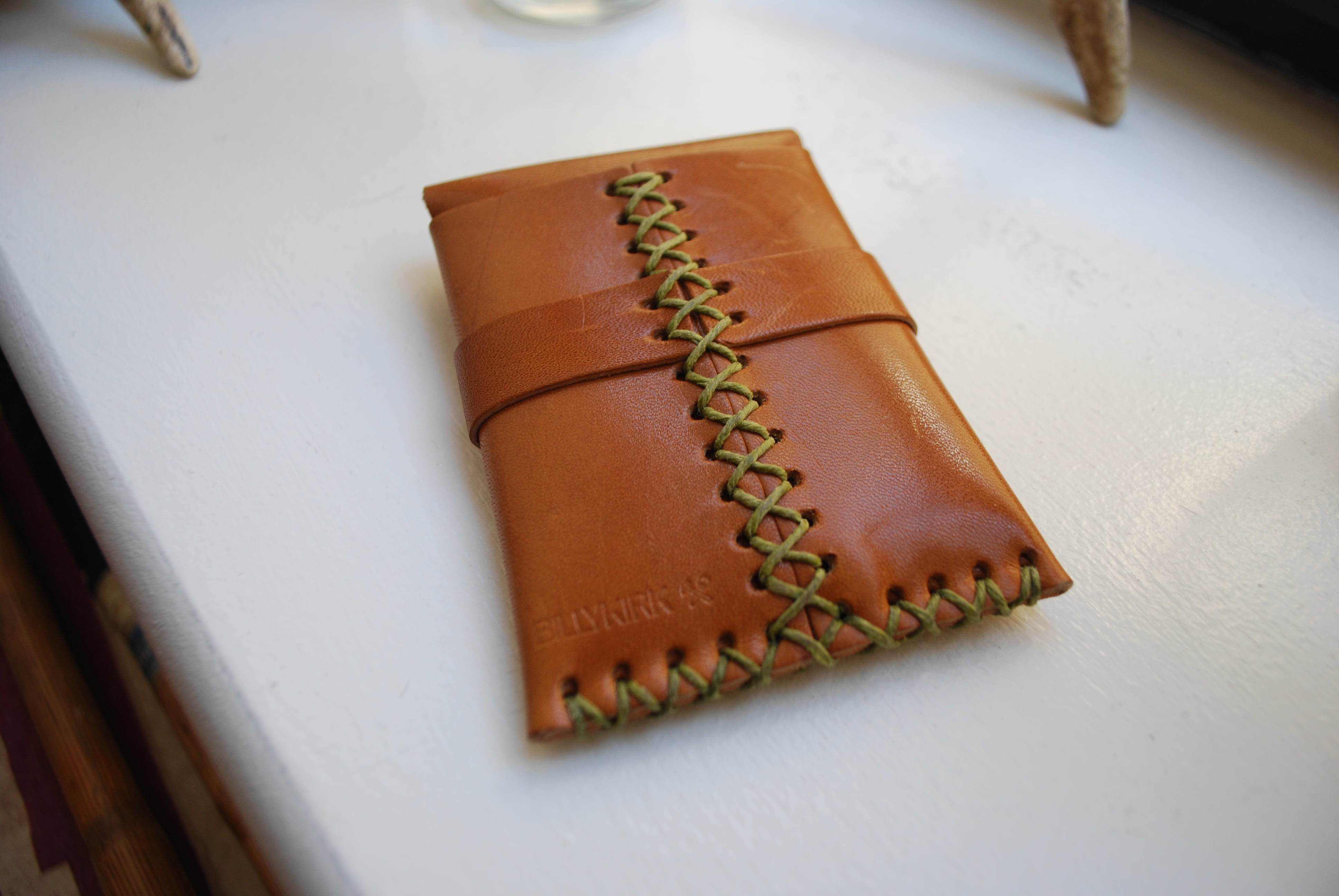 Billykirk No. 155 Leather Card Case