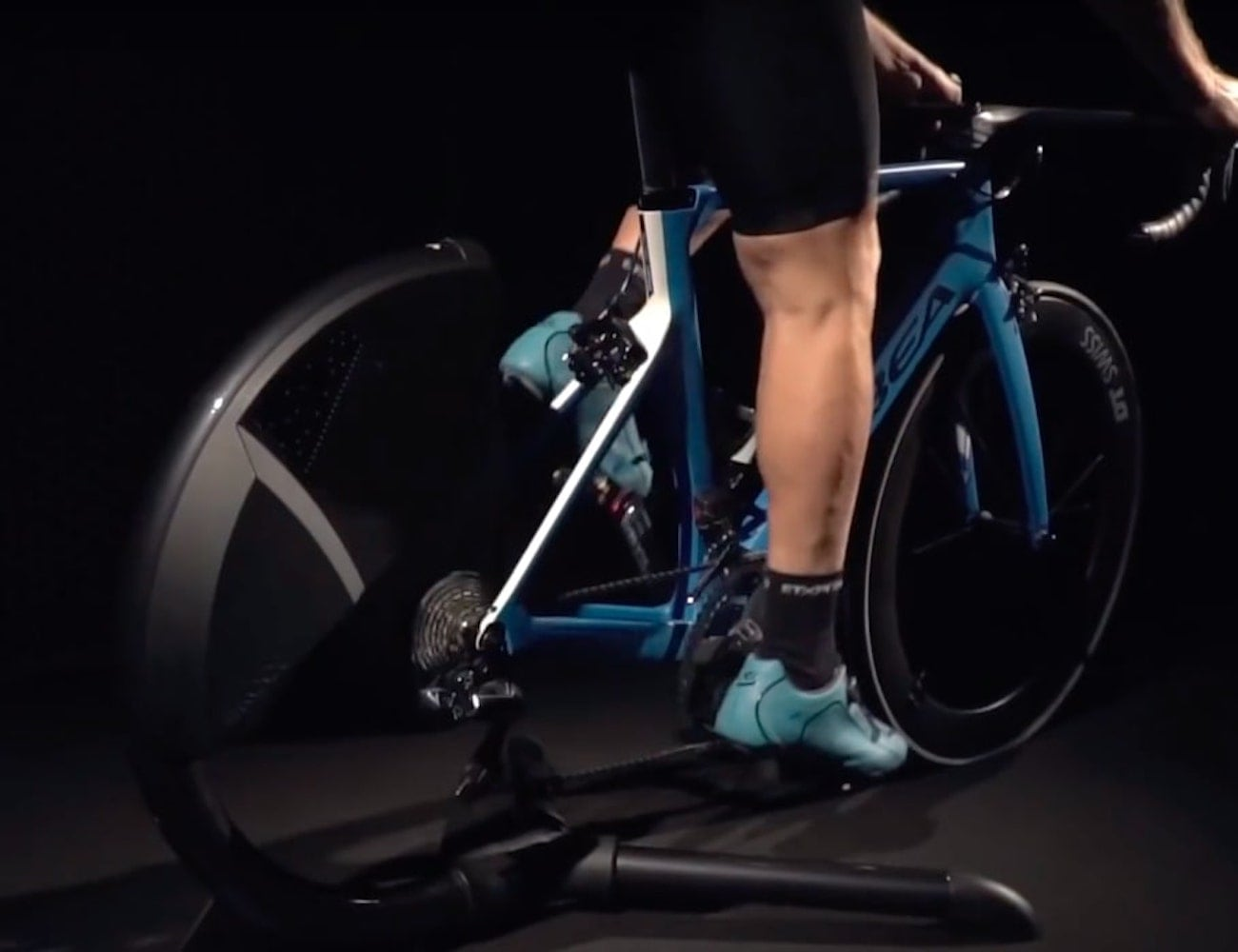 Bkool Smart Air Direct-Drive Bike Trainer