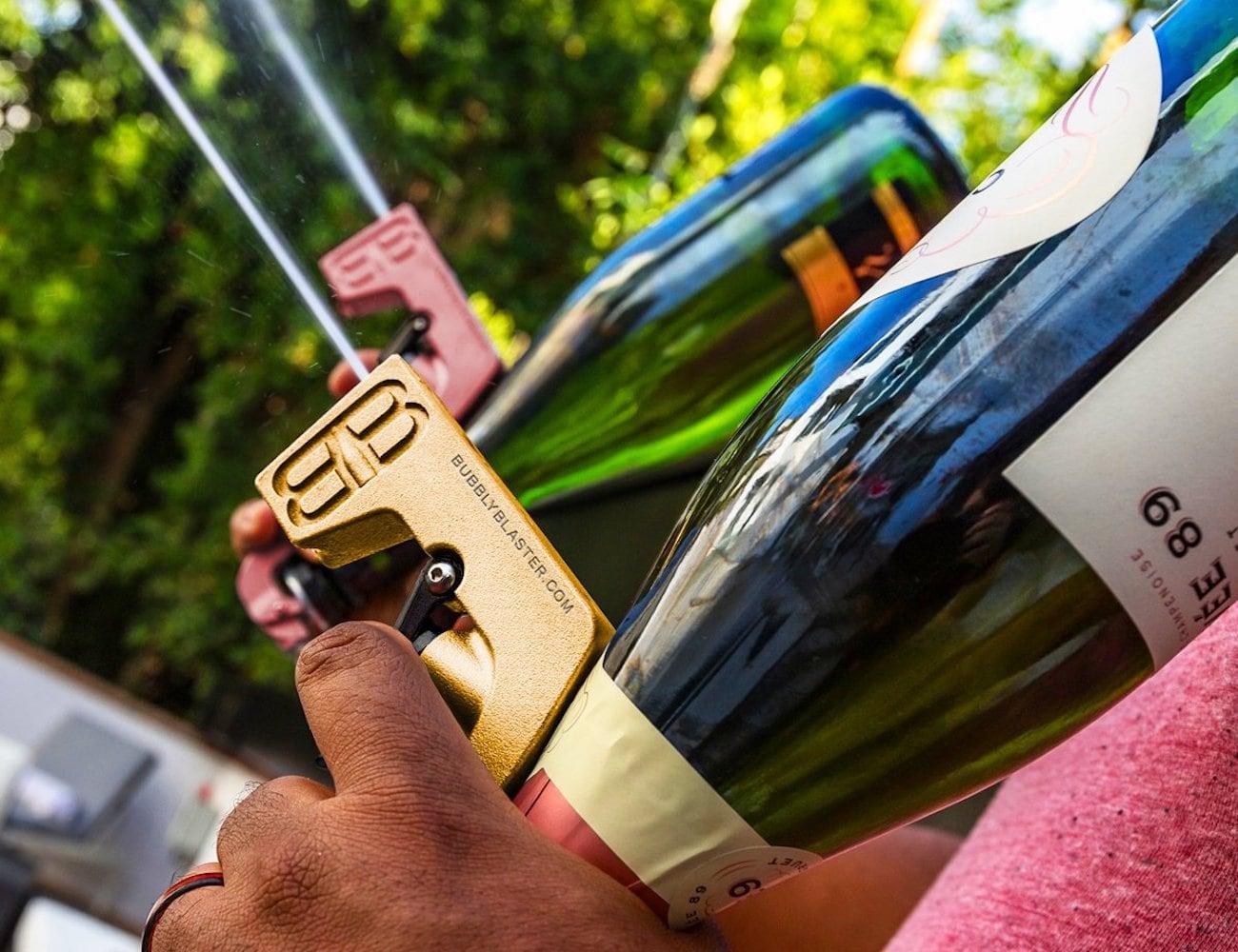 Bubbly Blaster Champagne Sprayer Gun