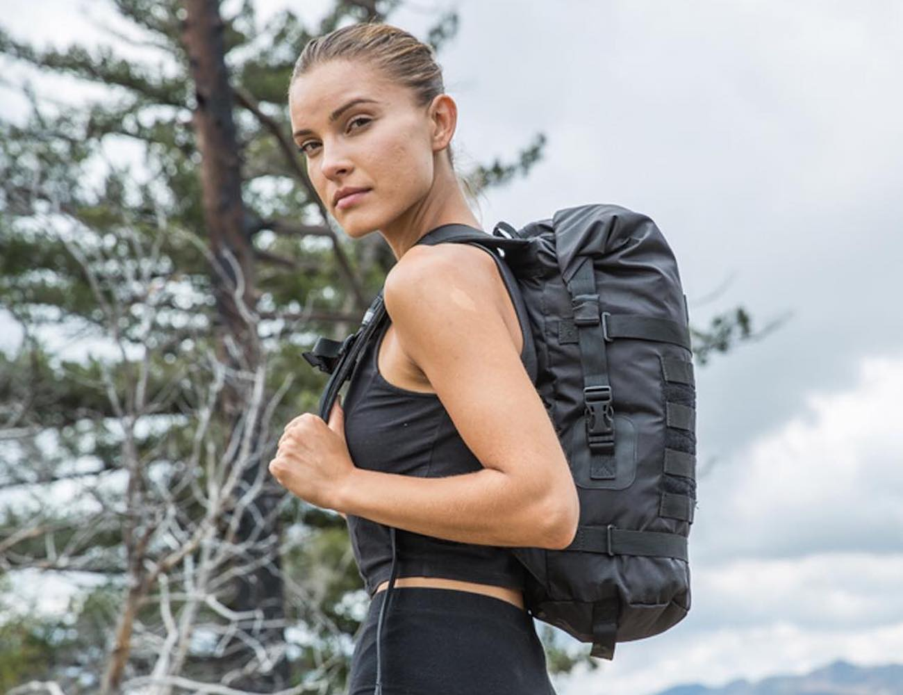 Cannae Pro Gear Celeritas Roll Top Pack