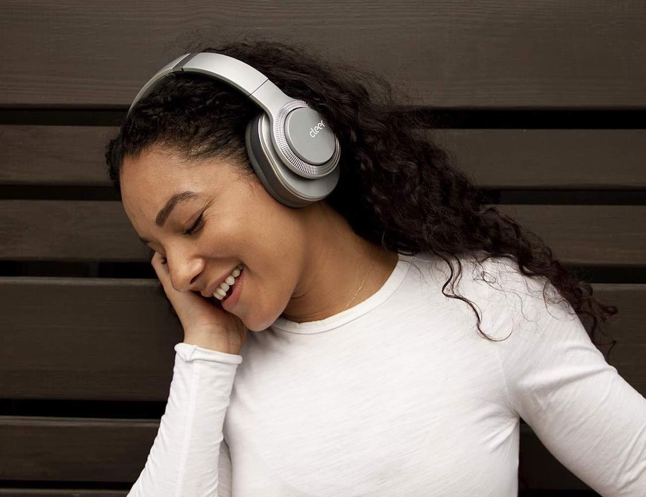 Cleer Flow Hybrid Noise Canceling Headphones
