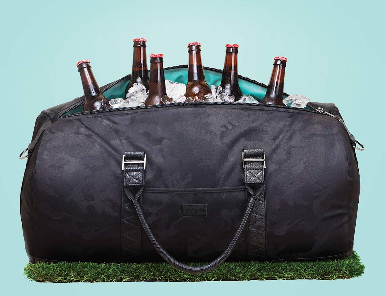 Corkcicle Ivanhoe Duffle Cooler Bag
