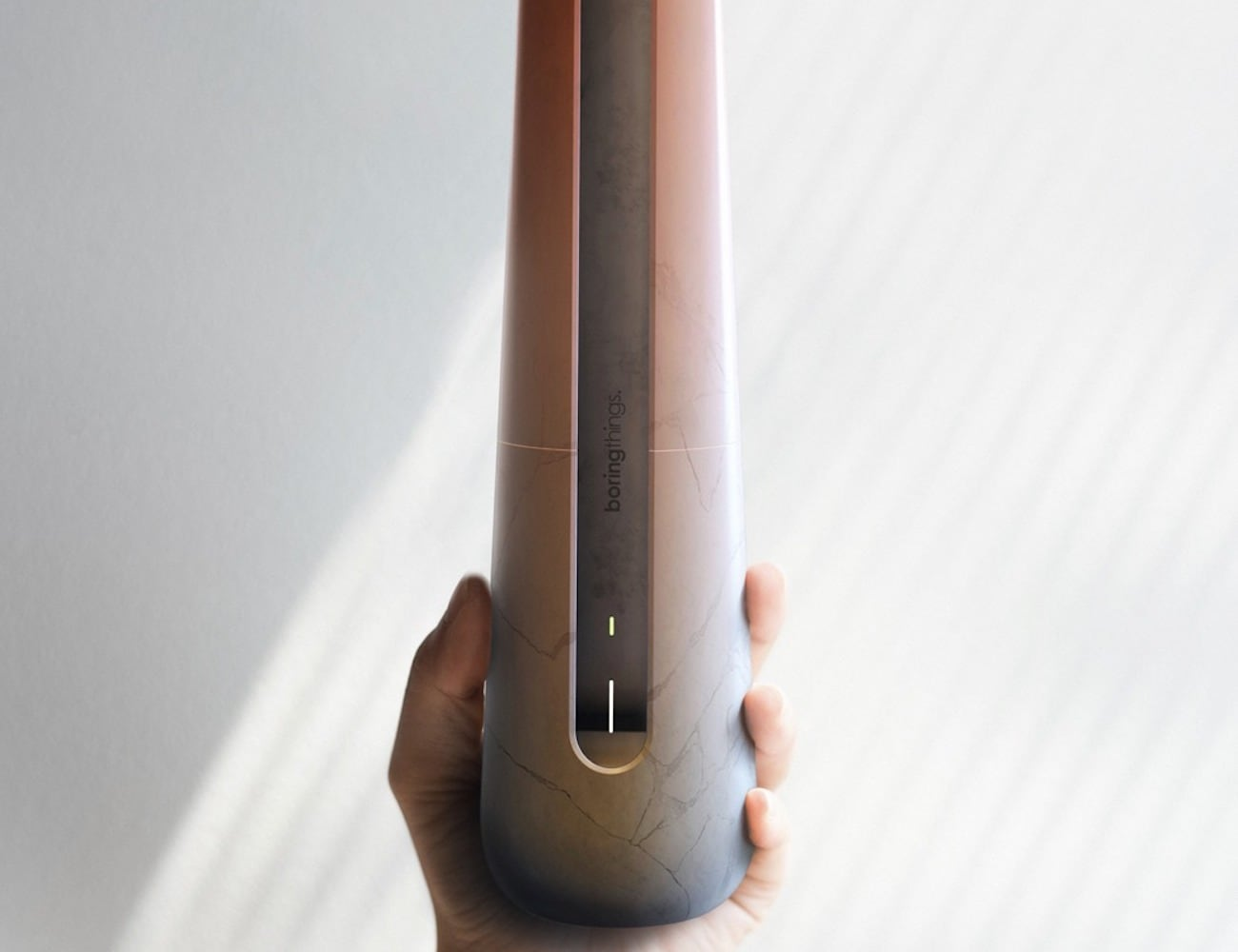 Drip Sculptural Handheld Vacuum Cleaner