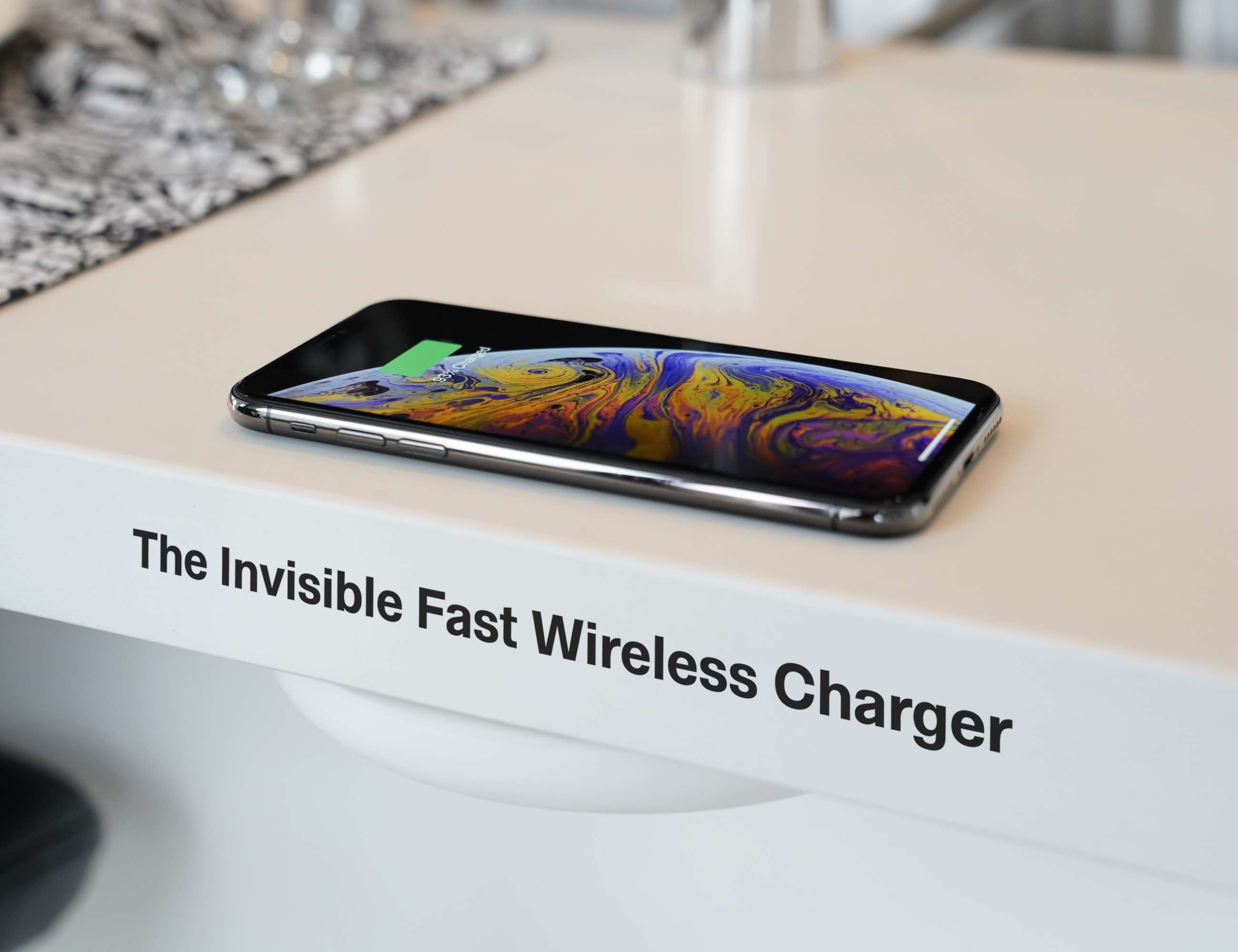 ENERQi Invisible Fast Wireless Charger