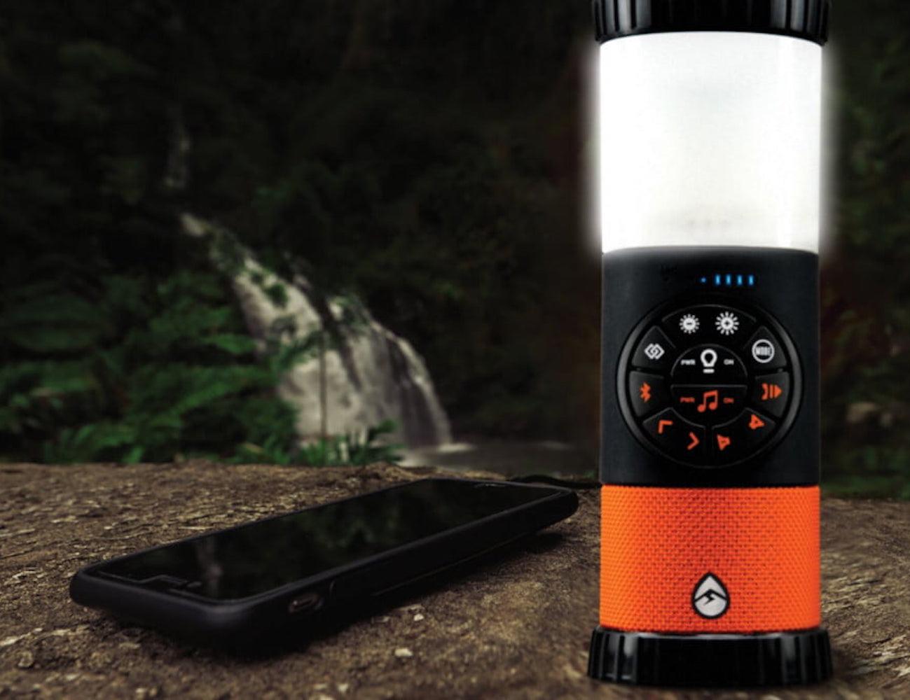 EcoXGear EcoLantern Waterproof Speaker Lantern