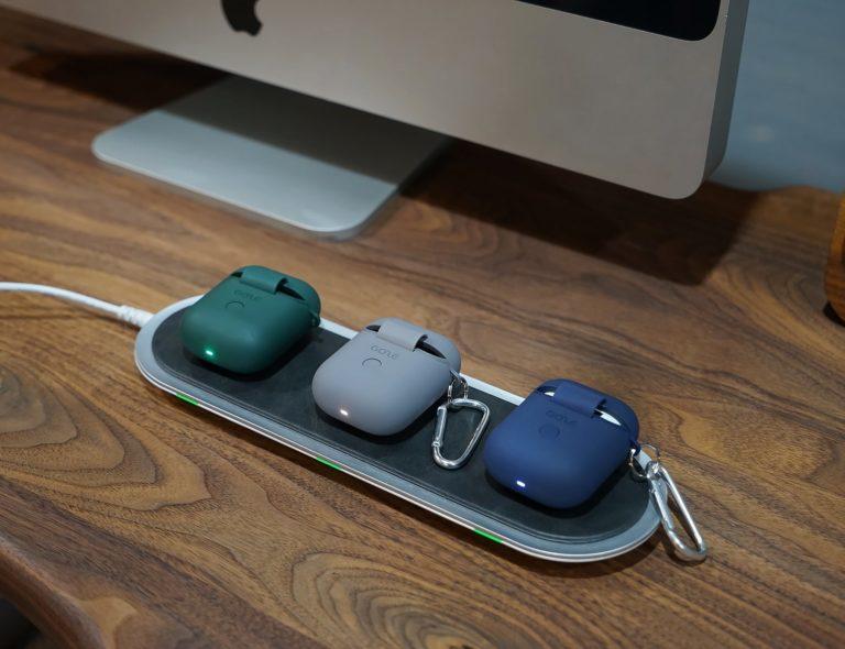 GAZEON+AirPods+Wireless+Charging+Case