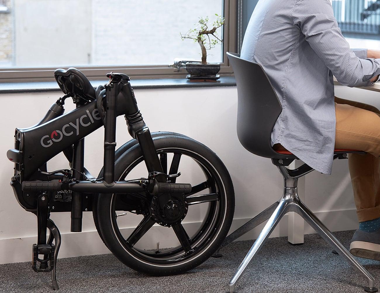 Gocycle GX Fast Folding Electric Bike