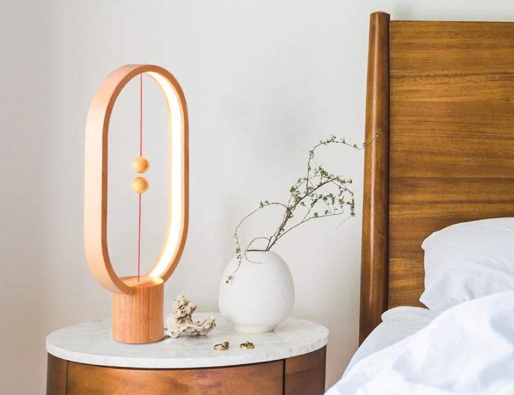 Heng+Wooden+Balance+Lamp