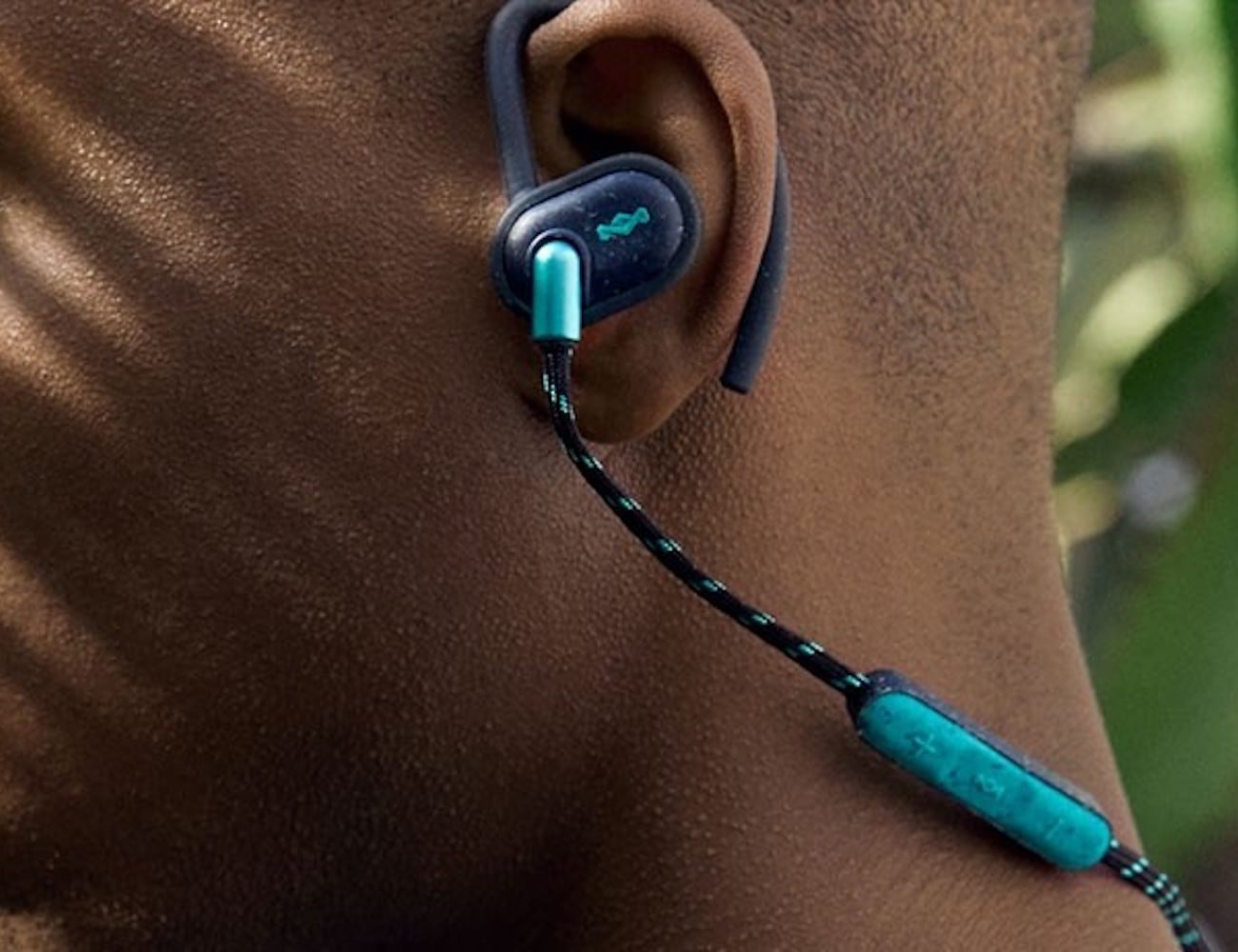 House of Marley Uprise Wireless Bluetooth Earbuds