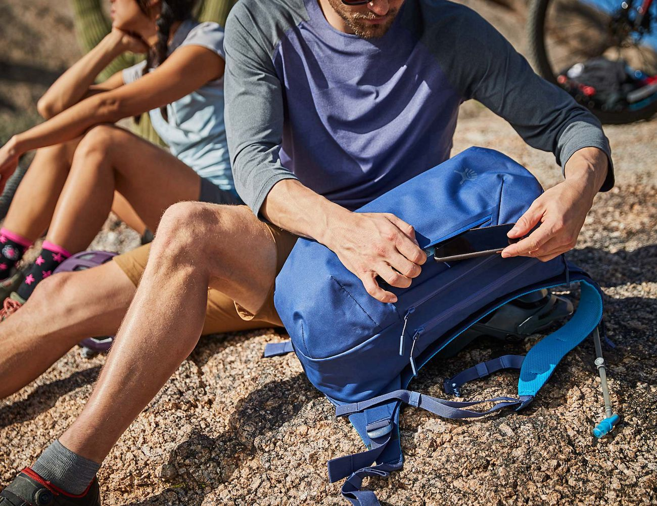 HydroFlask Journey Insulated Hydration Packs