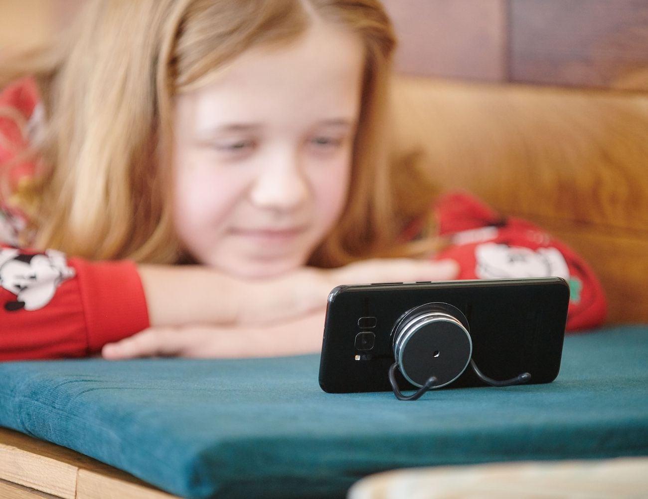 IMStick Magnetic Smartphone Holder