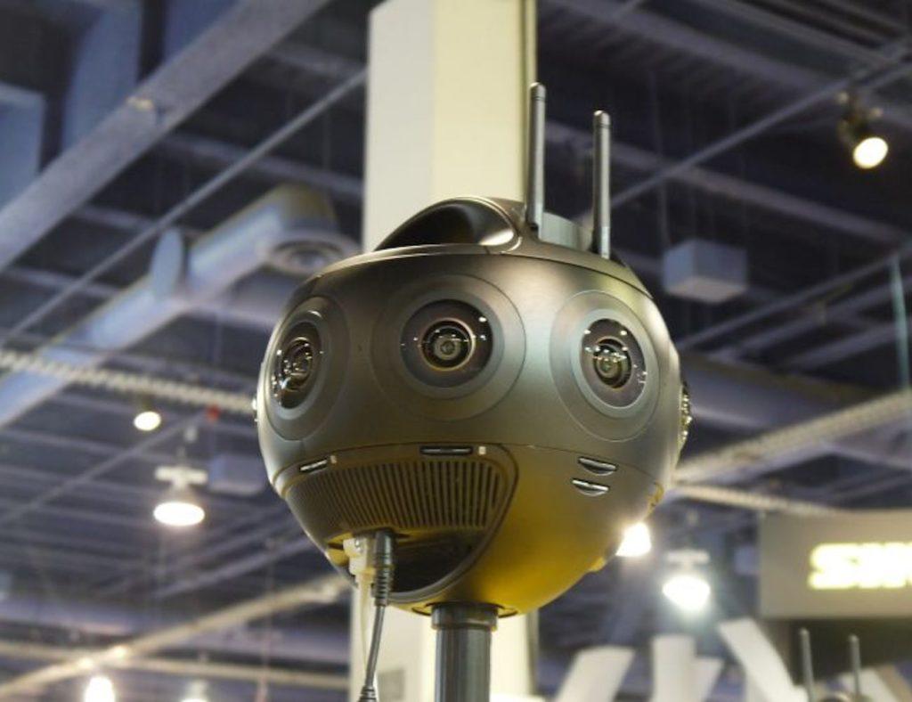 Insta360+Titan+11K+Cinematic+VR+Camera