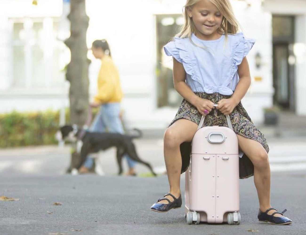JetKids Premium Kids Ride-On Suitcase