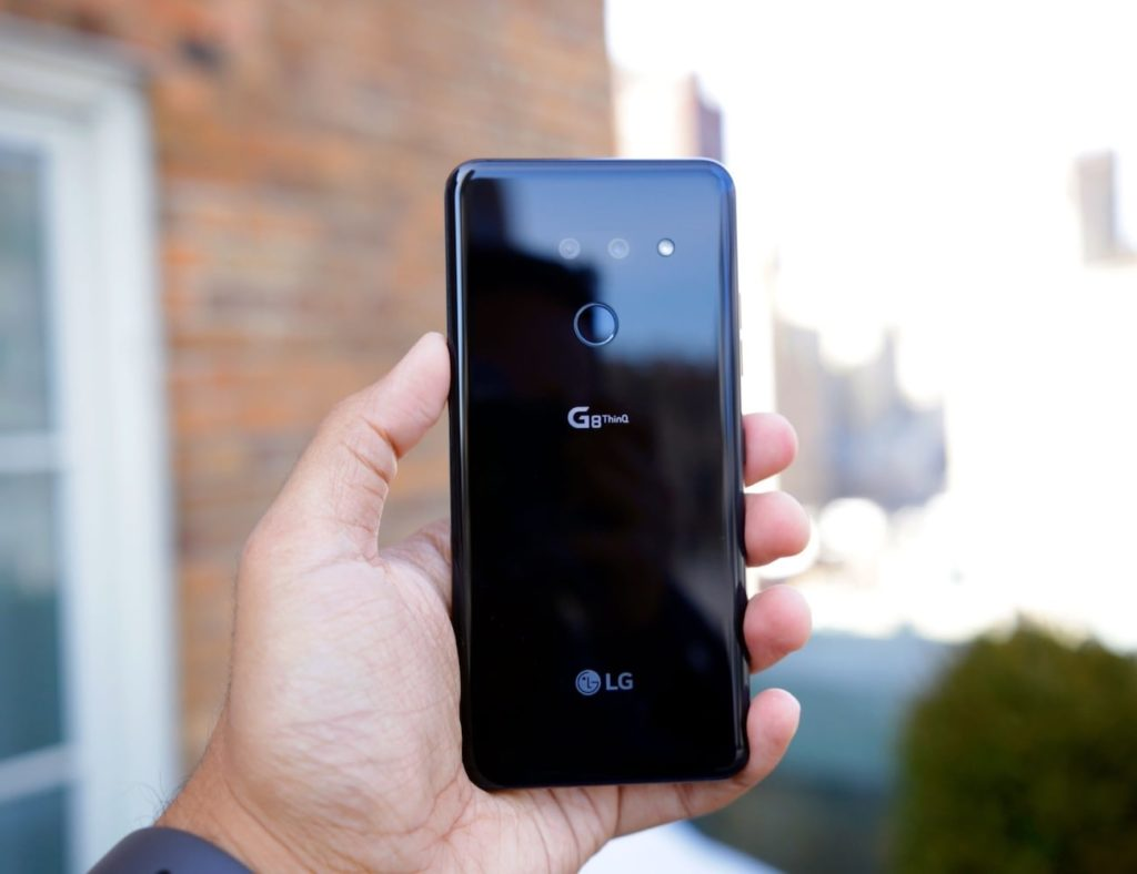 LG+G8+ThinQ+Palm+Authentication+Smartphone+quickly+unlocks+your+device