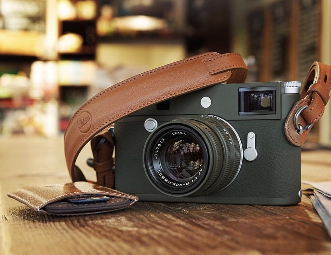Leica M10-P Safari Limited Edition Camera