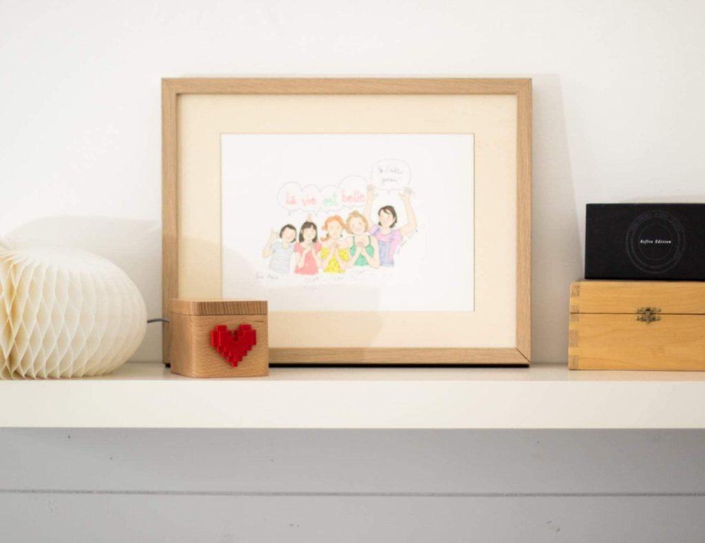 Lovebox+Modern+Love+Note+Messenger